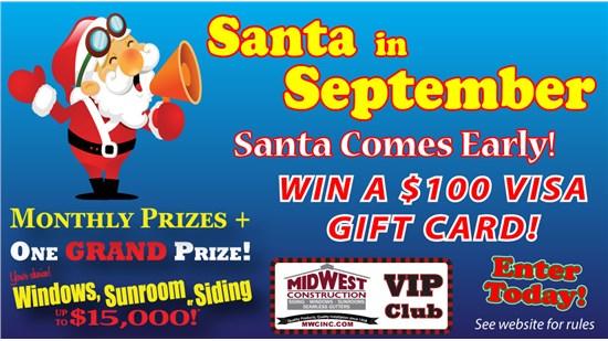 September VIP Giveaway