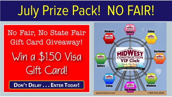 VIP Club Monthly Giveaway