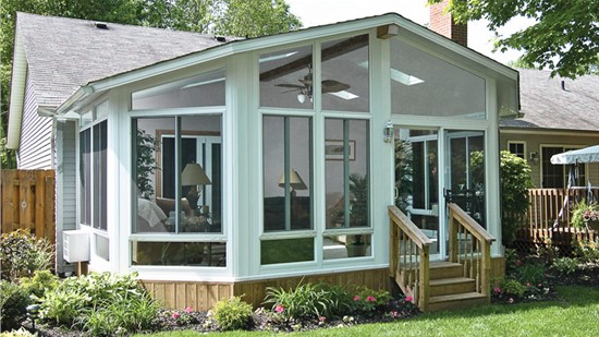 Mason City Sunroom Des Moines Sunroom