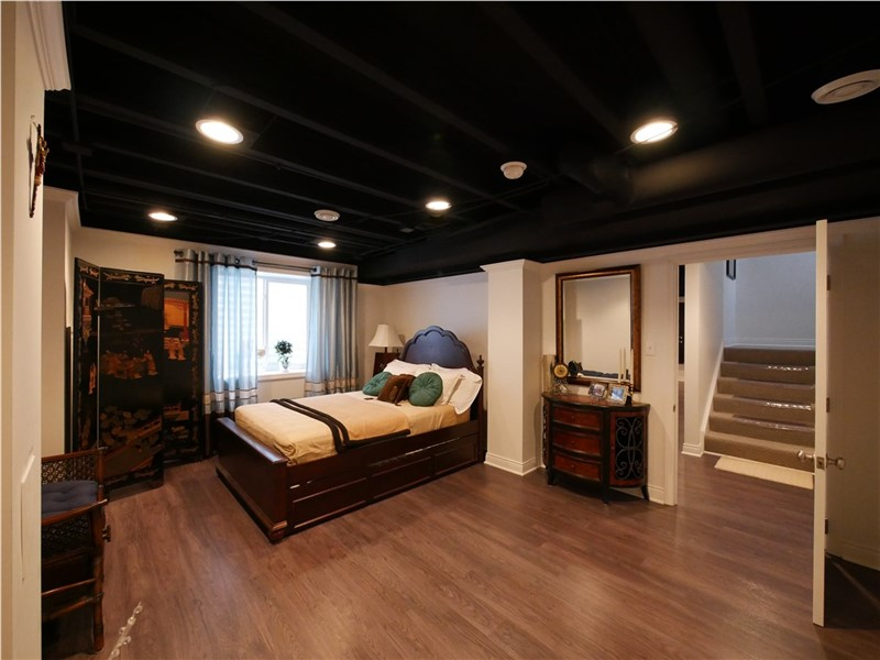 Turn Your Basement Space into a Beautiful Bedroom Suite for Guests