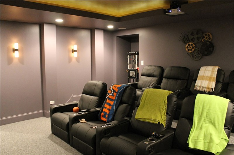 Home Theater for Football