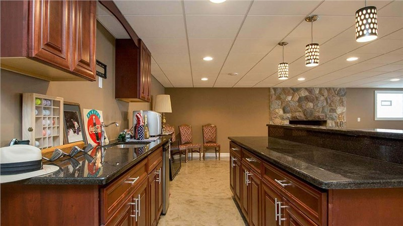 Amazing Trends in Home Design: The Benefits of Building a Basement Kitchen
