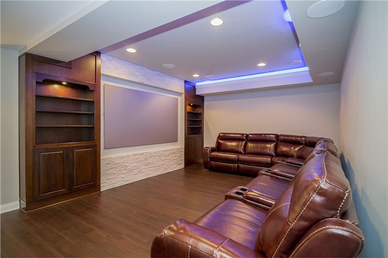 Bring the Movie Experience Home with a Basement Movie Theater!