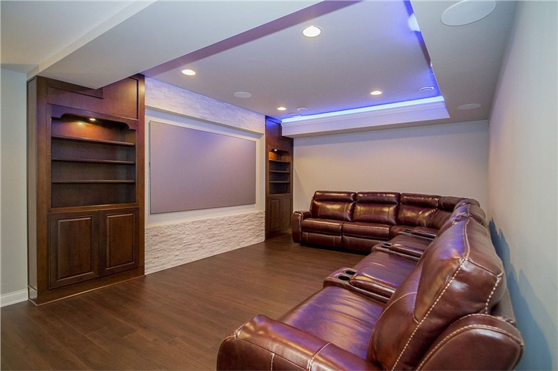 Basement Transformations: Personalizing Your Basement Home Theater