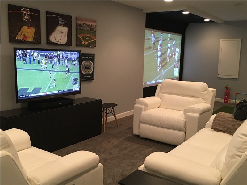 Prepare Your Man Cave for Football Sundays