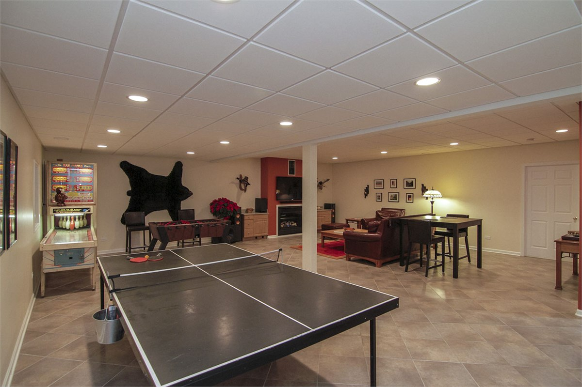 basement man cave basement finishing matrix basement systems