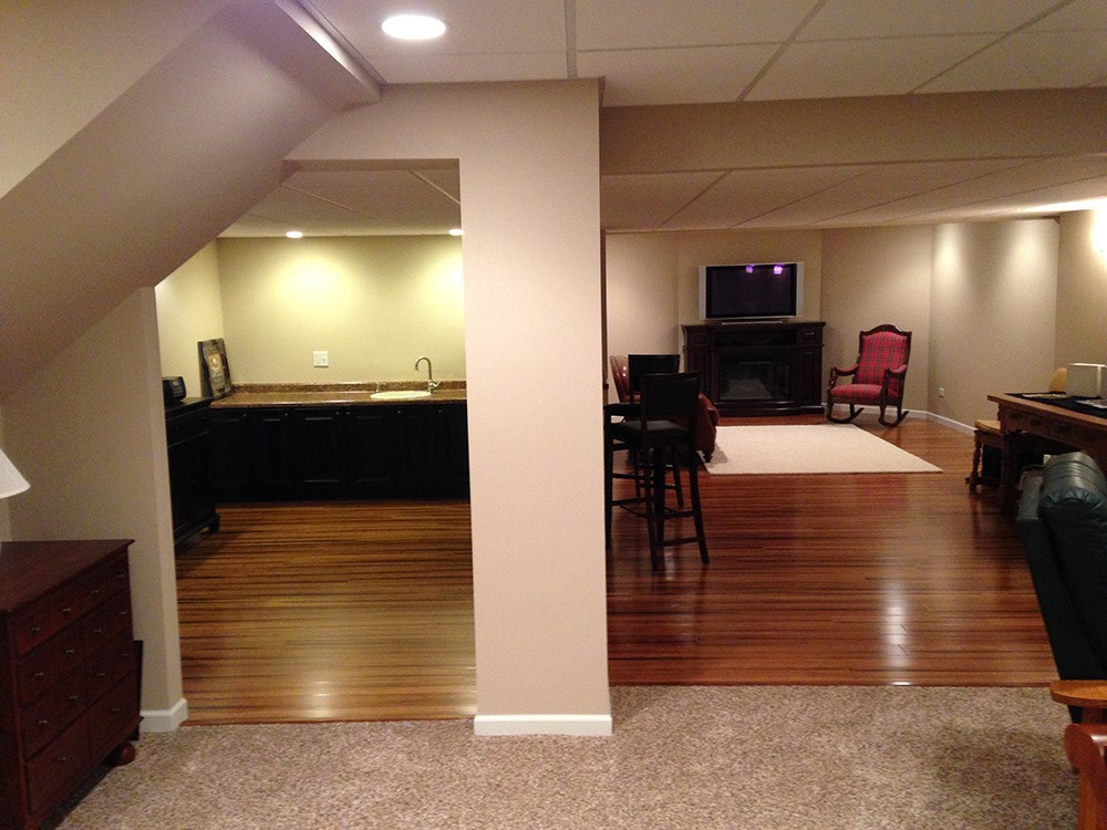 Chicago Basement Remodeling basement flooring chicago | basement remodeling chicago | matrix