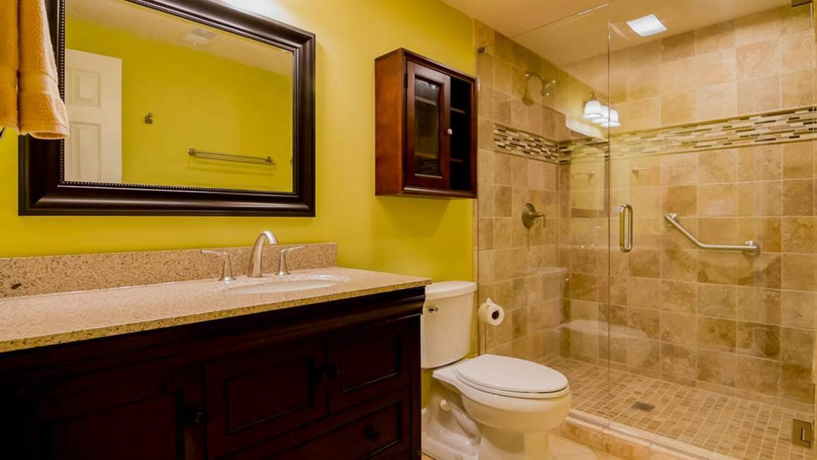 Basement Bathroom Chicago | Basement Finishing Chicago | Matrix ...