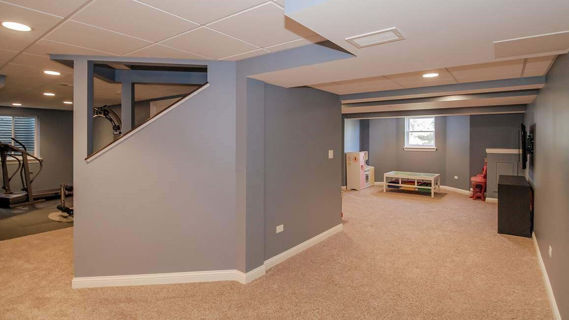 Basement remodeling costs image to u for Basement cost calculator