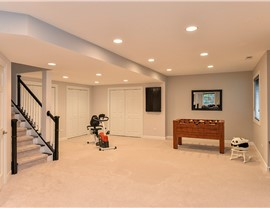 Basement Remodel Cost Remodeling Matrix Systems