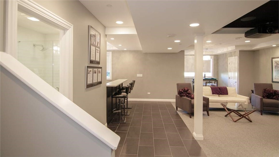 Open House in Cary, IL | Matrix Basement Systems