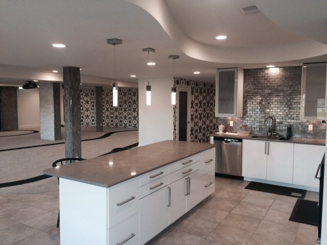 Open House in Bloomingdale, IL | Matrix Basement Systems
