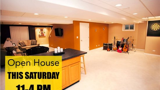 Open House in Bolingbrook, IL