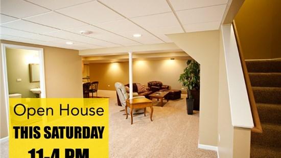 Open House in Bolingbrook, IL