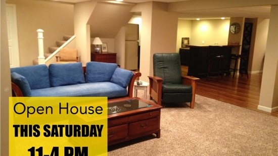 Open House in Elgin, IL