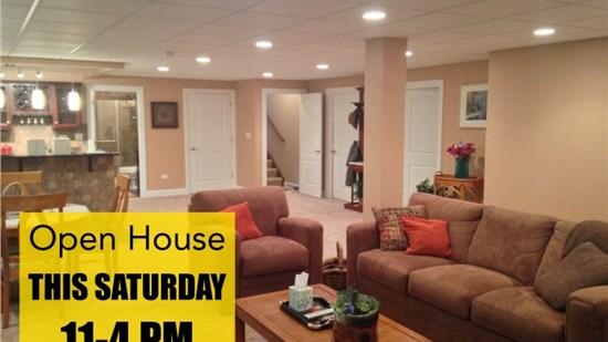 Open House in Lake Orion, MI