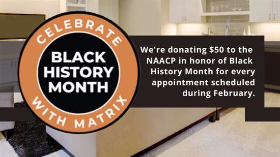 Celebrate Black History Month with Matrix