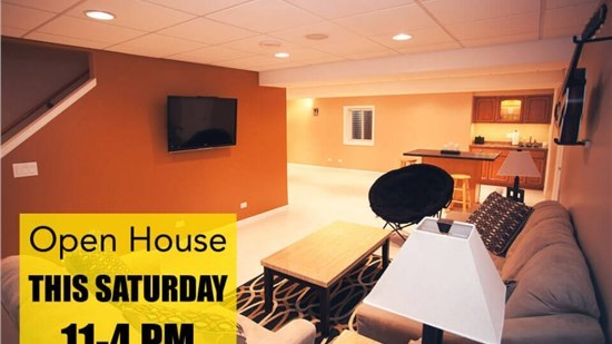Open House in Plainfield, IL