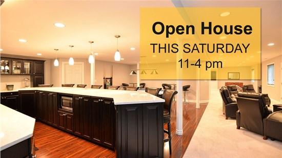 Open House in New Baltimore, MI | Matrix Basement Systems