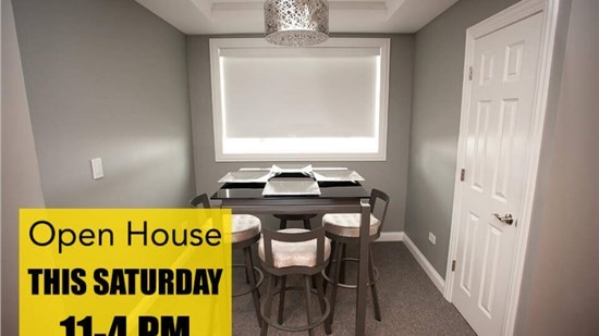 Open House in Dexter, MI | Matrix Basement Systems