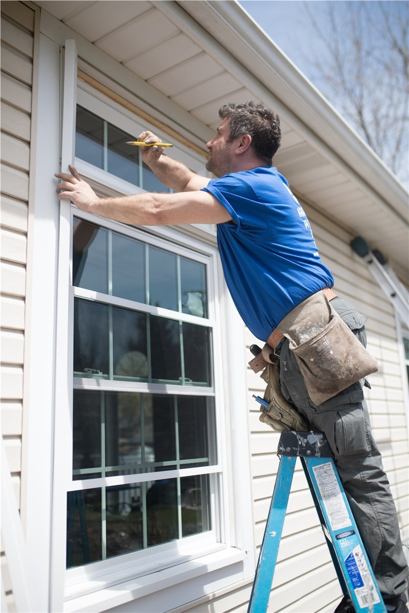 energy efficient window installation