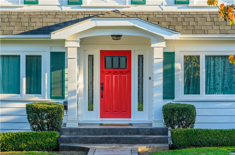 Matching the Right Door for Your Home