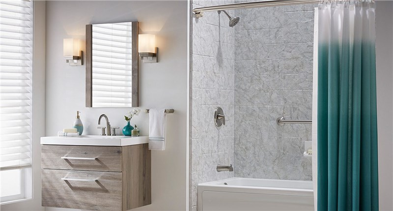 WindowWorks is Now Introducing…. Bathroom Remodeling!