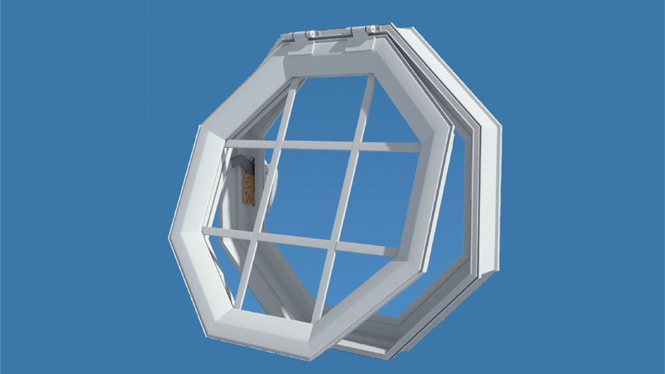 Octagon Windows Photo 1