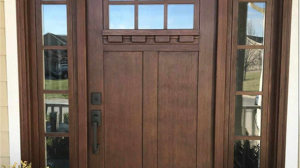 Doors With Sidelights Photo 1