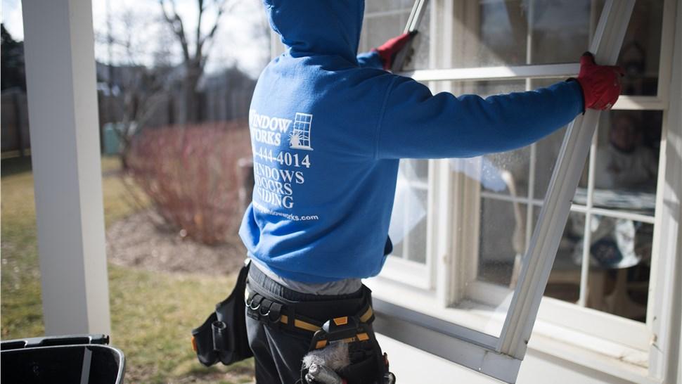 Flexible Window Screen | Window Works | Chicago Replacement Windows