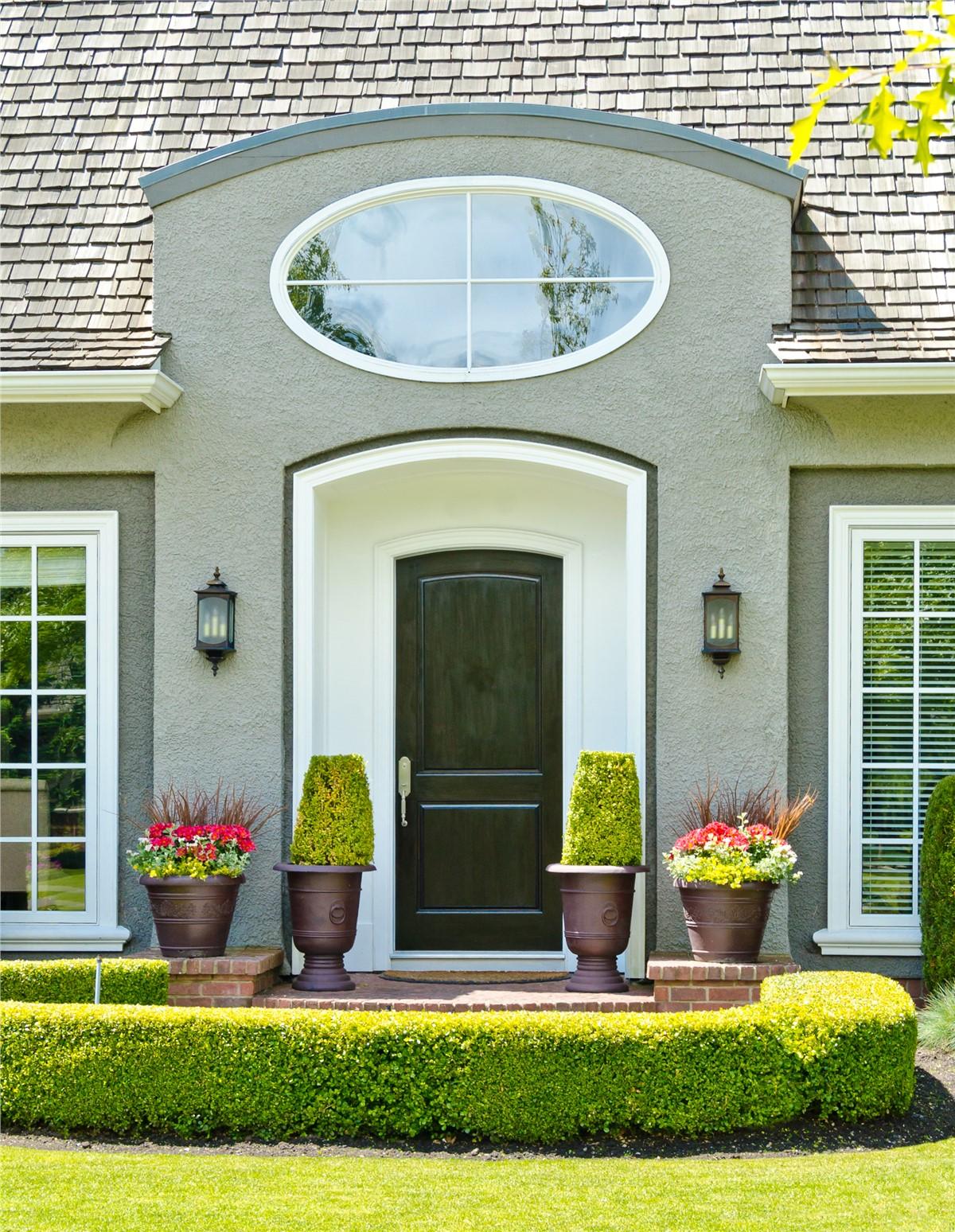 Fiberglass Exterior Doors : Fiberglass entry doors chicago door
