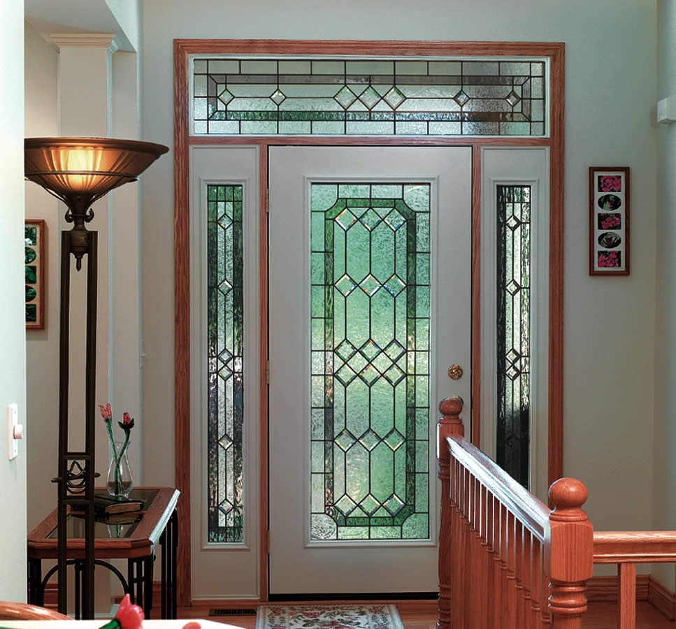 Doors With Sidelights Chicago Replacement Doors One