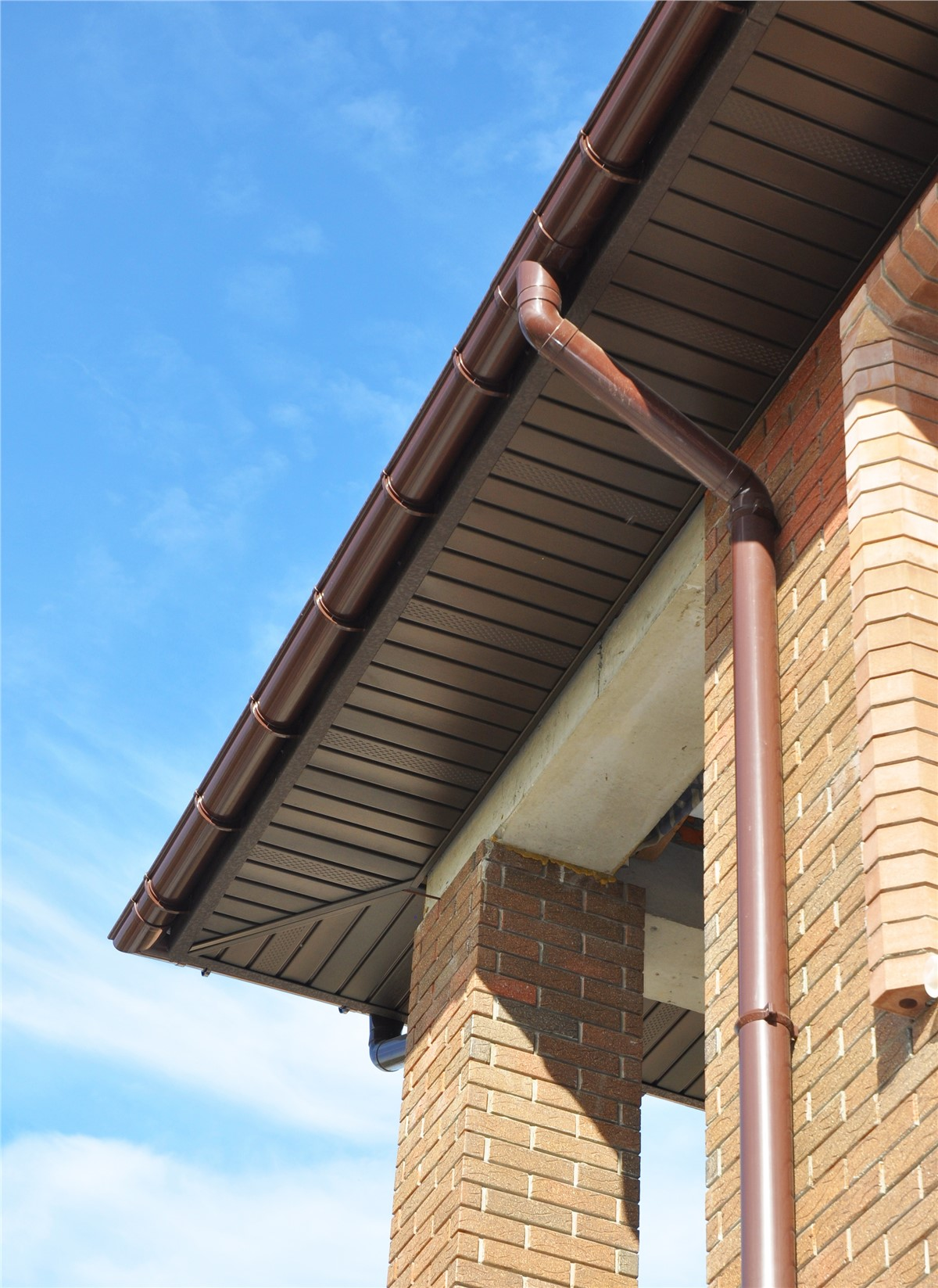 Soffits And Fascia Chicago Soffits Installation Fascia