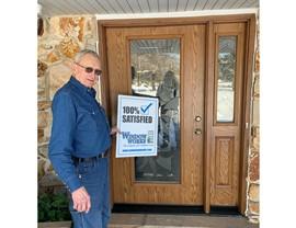Door Installation Photo 1
