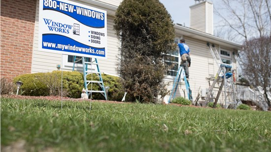 60% off Labor on Your New Window Installation