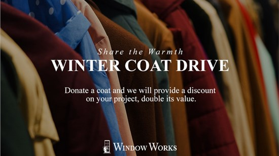 Take Part In This Year's Coat Drive