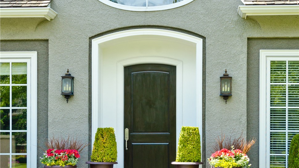 New England Fiberglass Entry Doors Boston Fiberglass