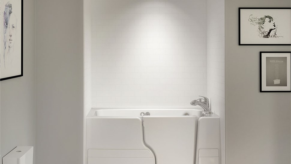 Jacuzzi® Walk-In Bathtubs | Boston Walk-In Tubs | NEWPRO