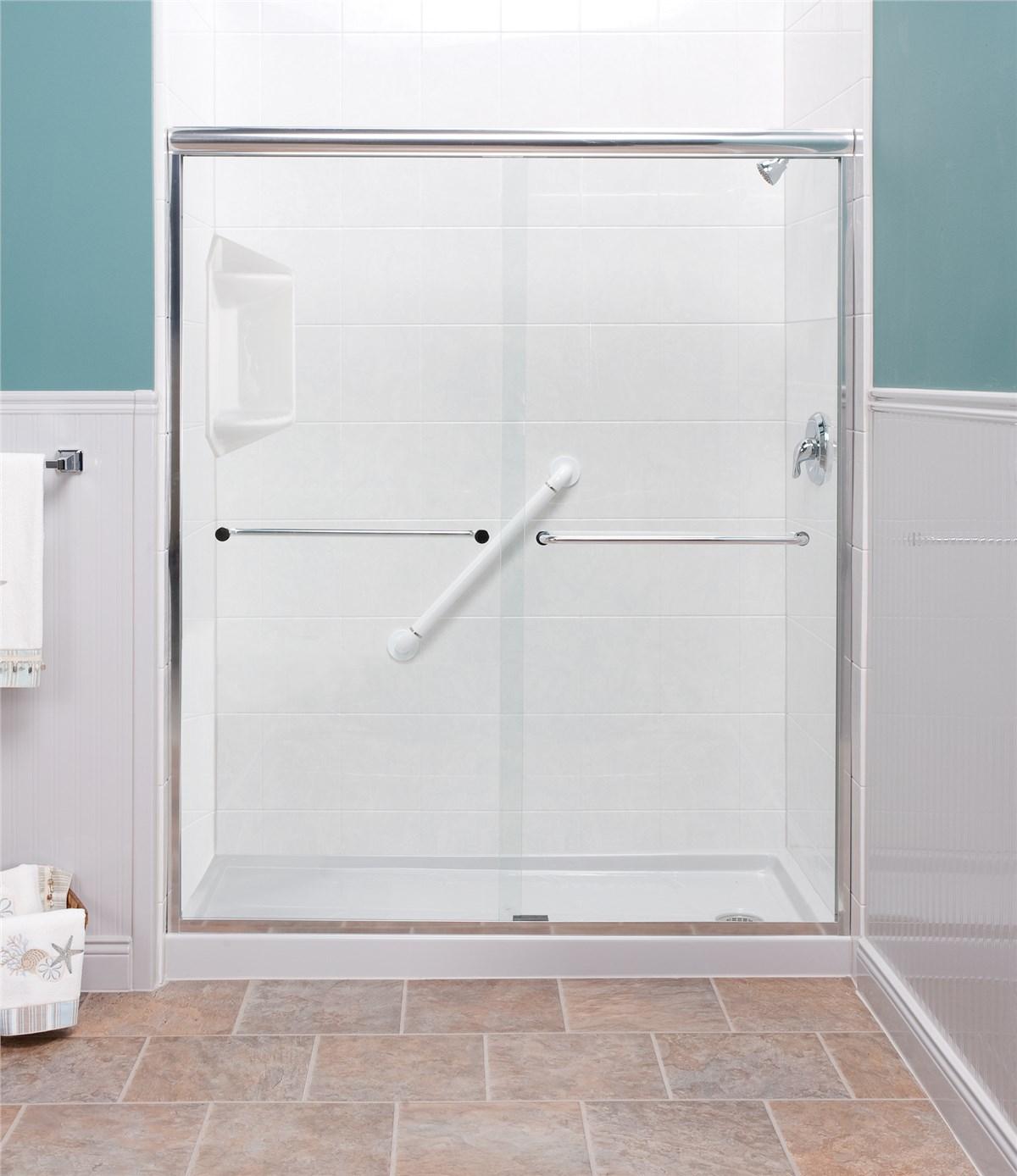 1of1 & New England Shower Doors | Boston Shower Doors | NEWPRO