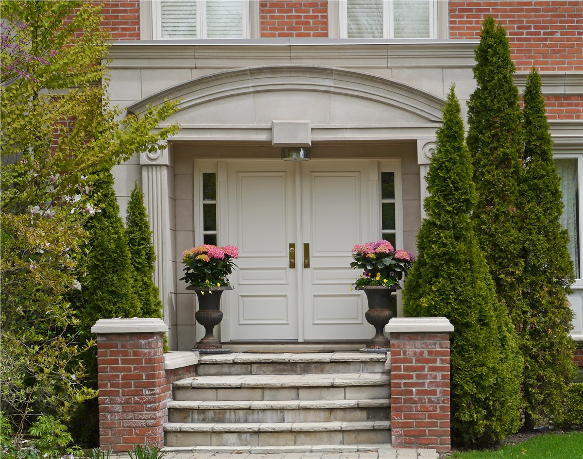 Enlarge Image & New England Steel Entry Doors | Boston Steel Entry Doors | NEWPRO