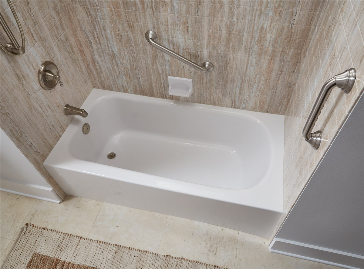 Bathtub Liners | Boston Bathroom Remodeling |NewPro Home Improvements