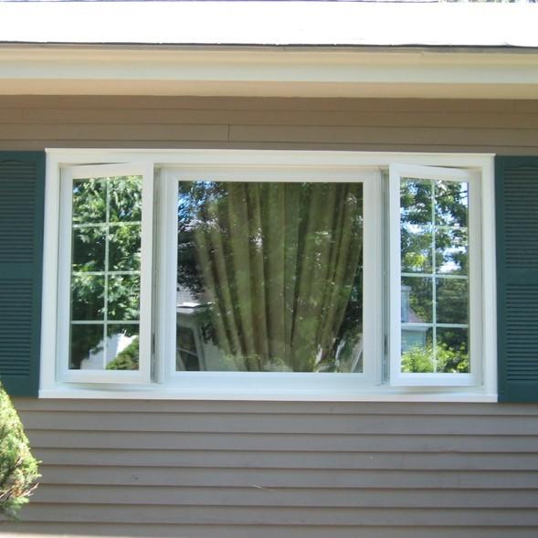 Casement Windows With Grids : New england casement windows boston