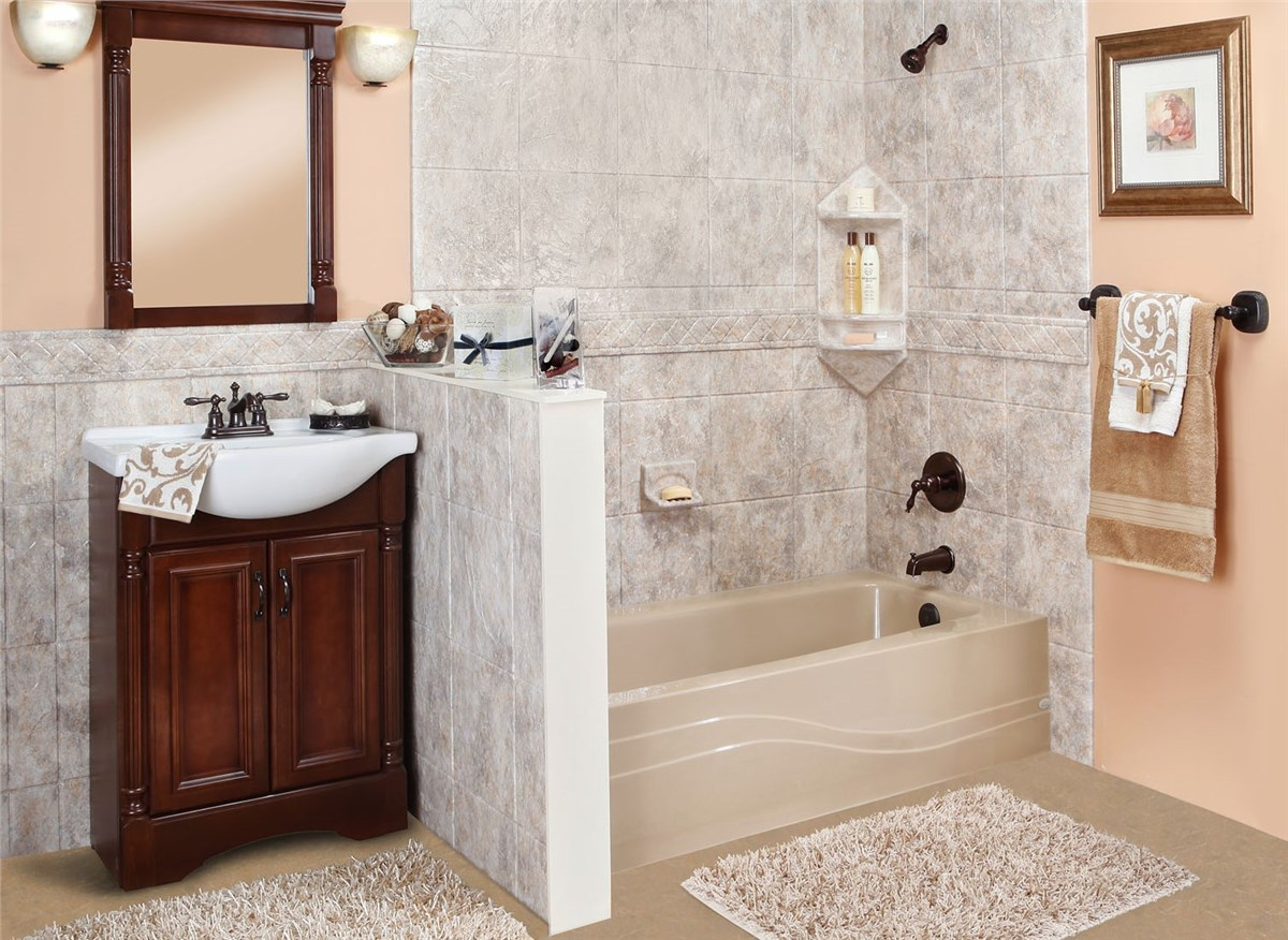 New England Bath Wall Surrounds | Boston Tub Surrounds | NEWPRO