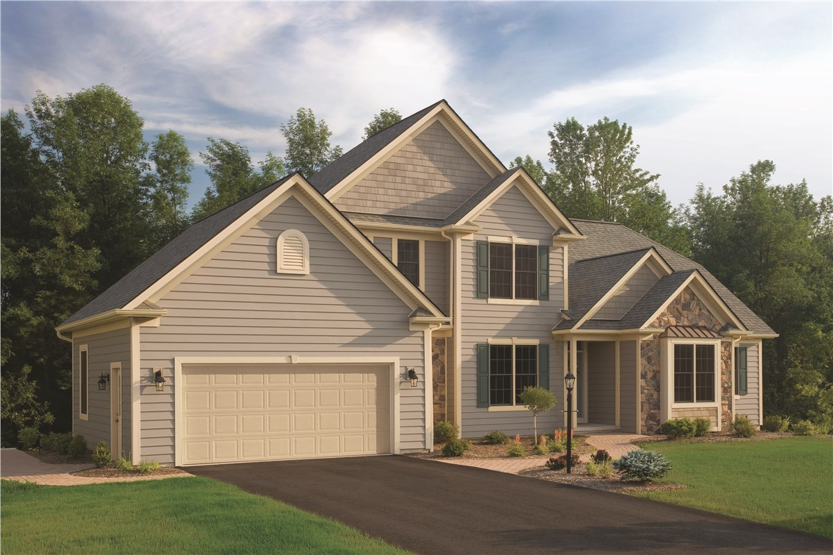 Pictures of vinyl sided houses incredible home design for House siding reviews