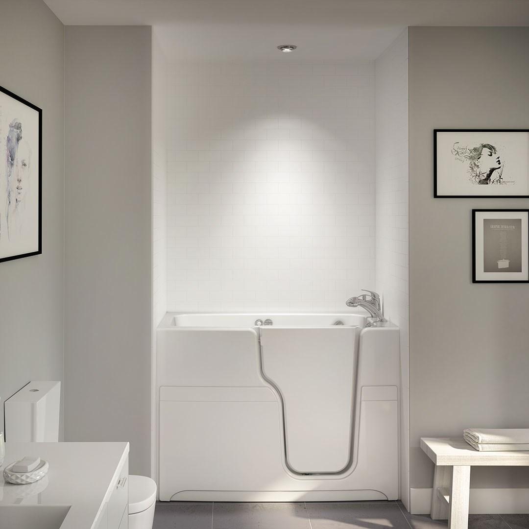 Jacuzzi® Walk-In Bathtubs | Boston Walk-In Tubs | NEWPRO