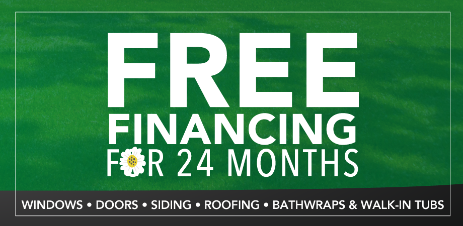 Spring Time Savings: FREE Financing For 24 Months
