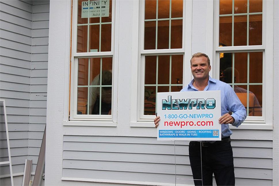 Scott Zolak and NEWPRO Home Improvements
