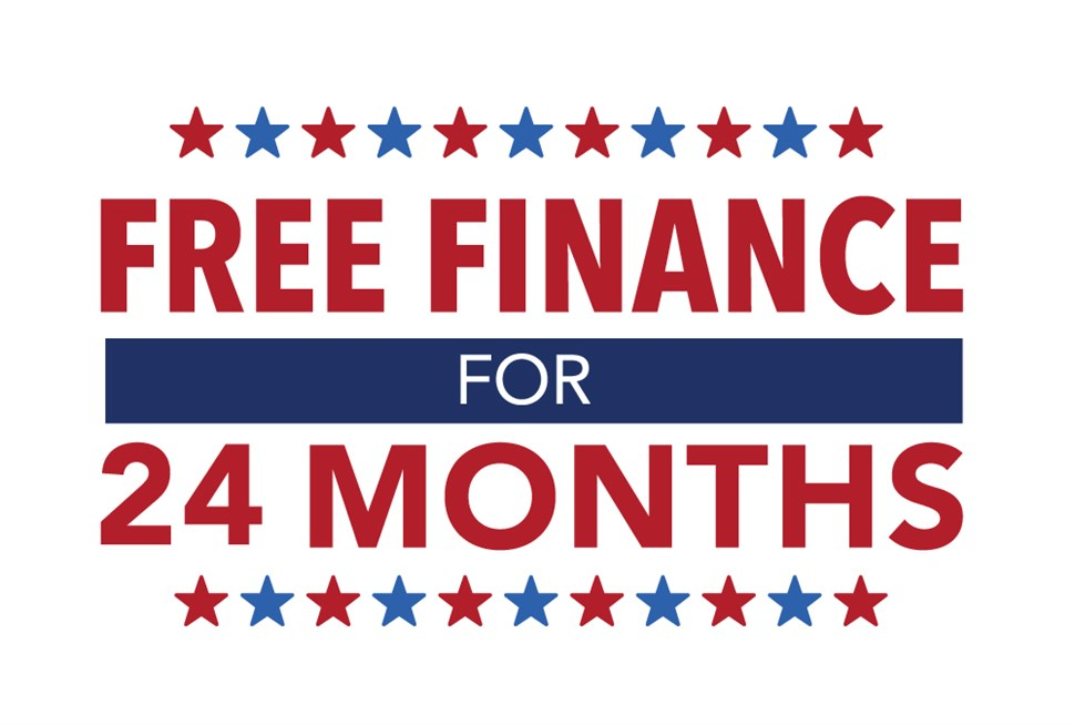 FREE Financing or FREE Installation- You Choose!
