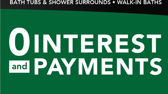 0% Interest and 0 Payments until 2020!