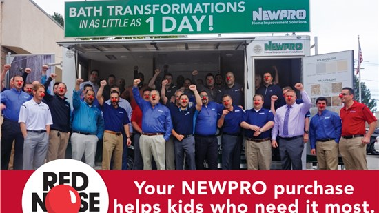 RED NOSE DAY NEWPRO Charity Sale